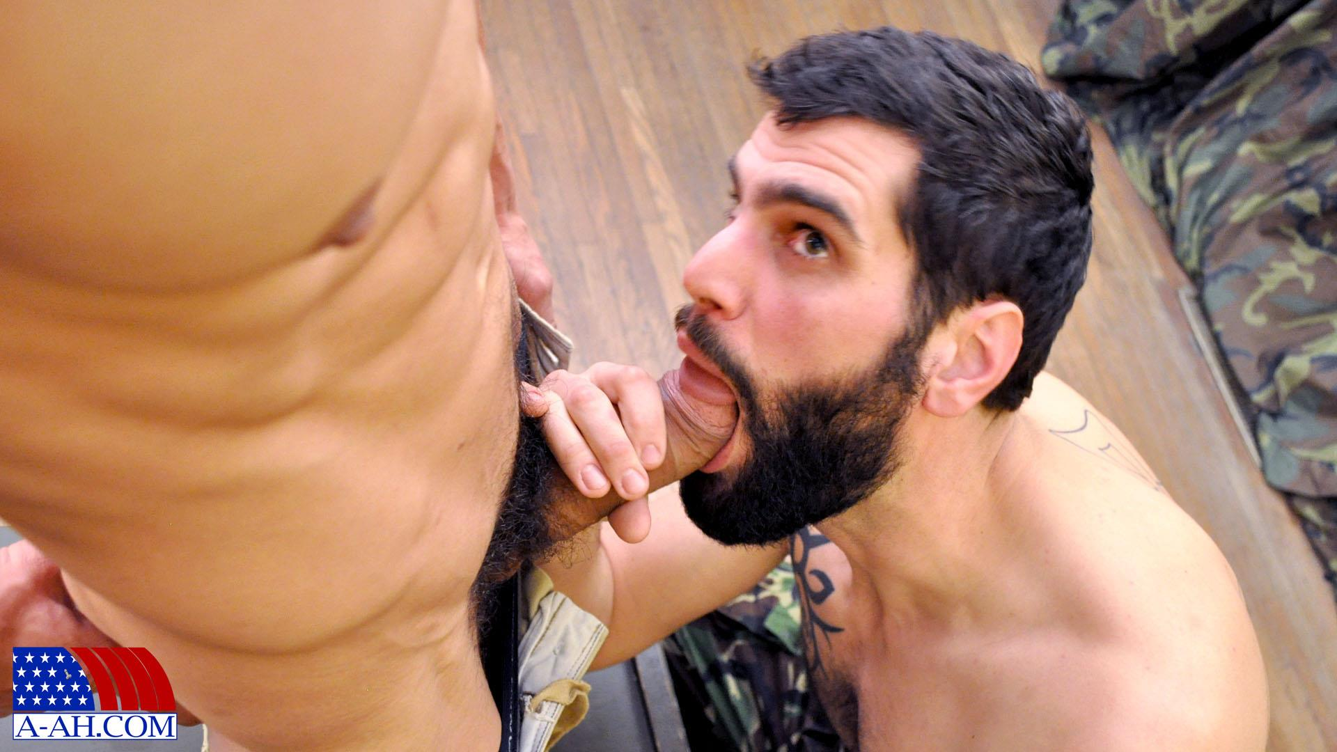 All-American-Heroes-Petty-Officer-Eddy-Fucks-Private-Antonio-Big-Uncut-Cocks-Amateur-Gay-Porn-05 Amateur Military Guys With Big Uncut Cocks Fucking Hard