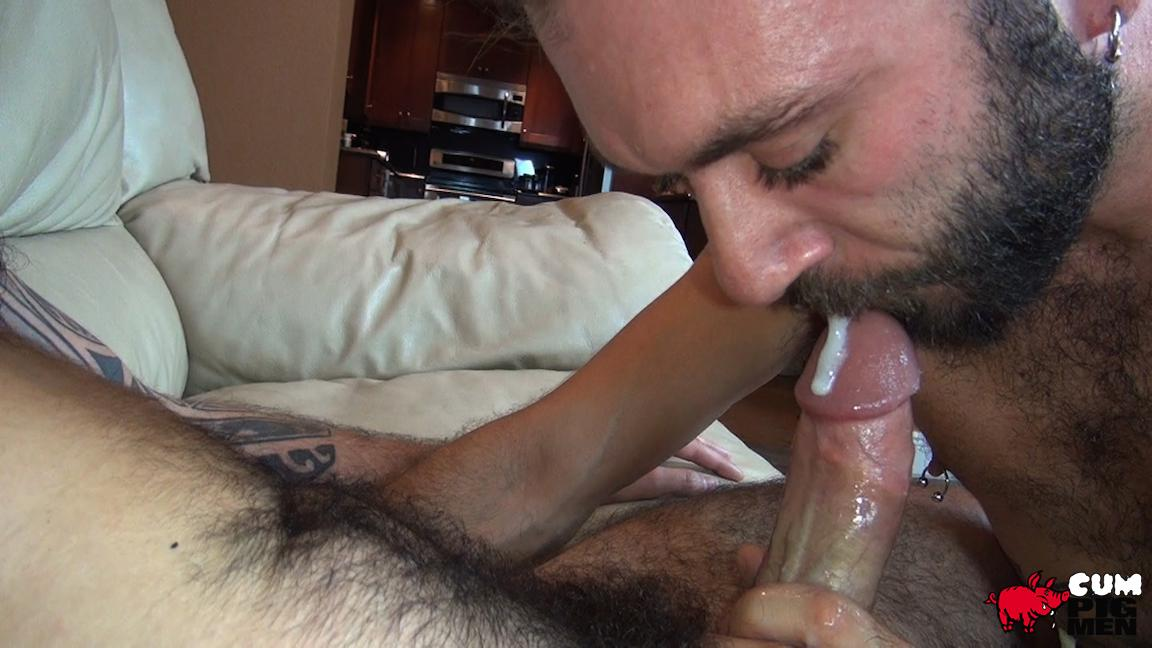 Male to cuming the ass gay xxx punch