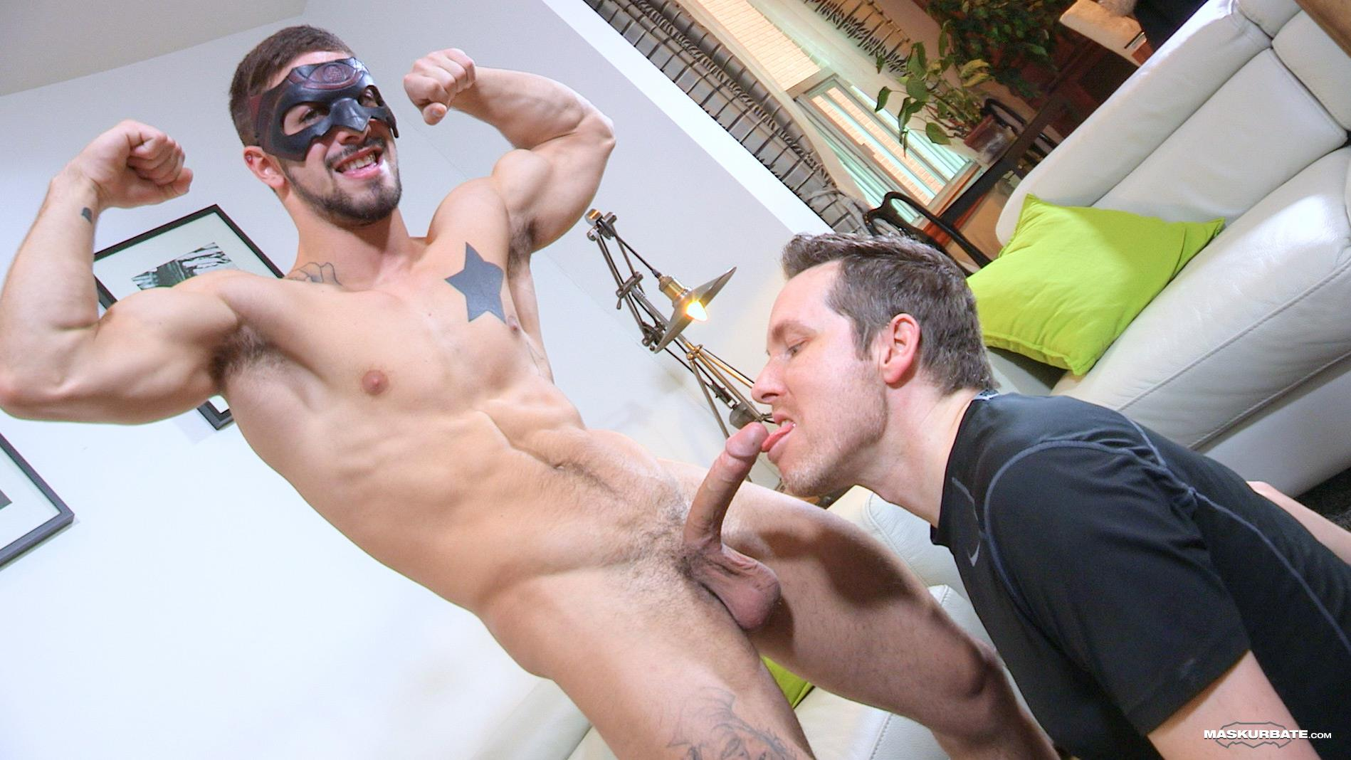 Maskurbate Carl Straight Muscle Jock With A Big Cock Amateur Gay Porn 11 Straight Muscle Hunk Gets His First Blow Job From Another Guy