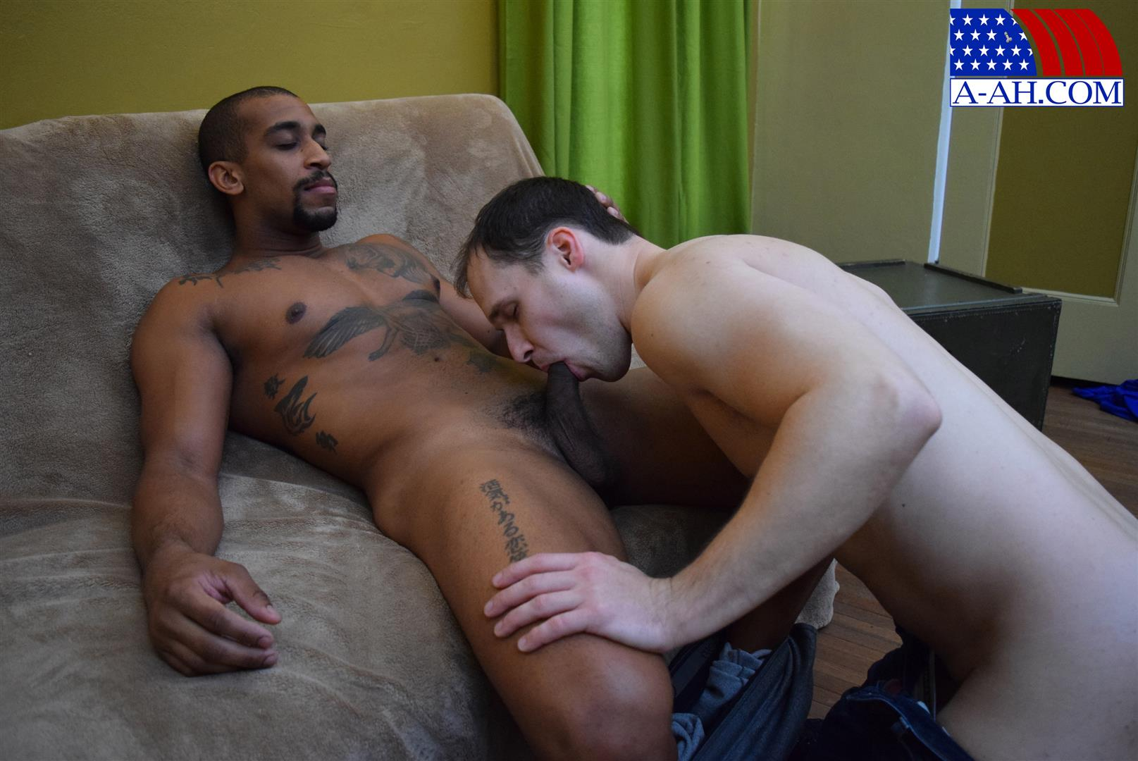 All-American-Heroes-Interracial-Naked-Soldiers-Fucking-Bareback-Amateur-Gay-Porn-03 White Navy Petty Officer Fucks A Black Army Lieutenant