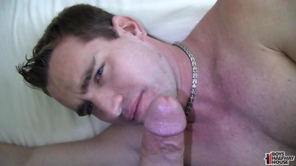 Boys-Halfway-House-Spencer-Forced-Bareback-03 Barebacking A Useless Hole And Shooting A Load In His Mouth