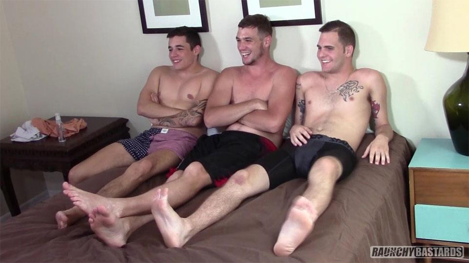 Raunchy-Bastards-Bo-Connor-and-Dominic-Phelps-and-James-Andrews-Bareback-01 I'm Not Gay, But You Can Bareback My Ass